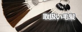 取扱い人工毛髪 ●ウルトラヘアーSN2000 ●Nu-hair ●ベガロン BETEX  B800 ●韓国HIMO